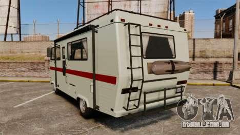 GTA V Zirconium Journey para GTA 4 traseira esquerda vista