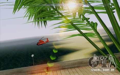 IMFX Lensflare v2 para GTA San Andreas oitavo tela