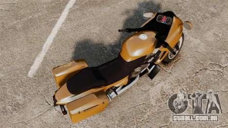 GTA V Dinka Thrust para GTA 4 traseira esquerda vista