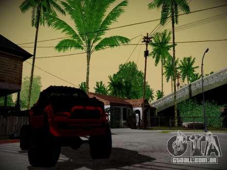 ENBSeries para PC fraco v3.0 para GTA San Andreas
