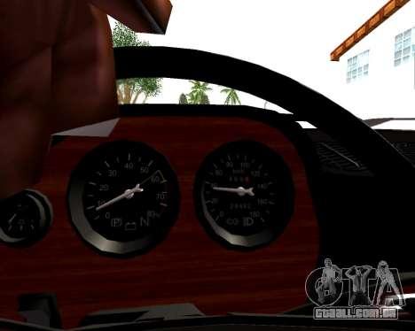 VAZ 2103 Tuneable para GTA San Andreas