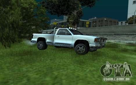 Yosemite Hunter para GTA San Andreas