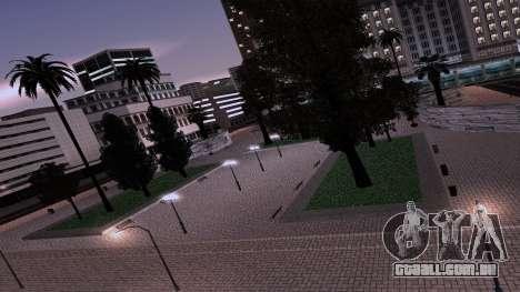 Novo Parque para GTA San Andreas segunda tela