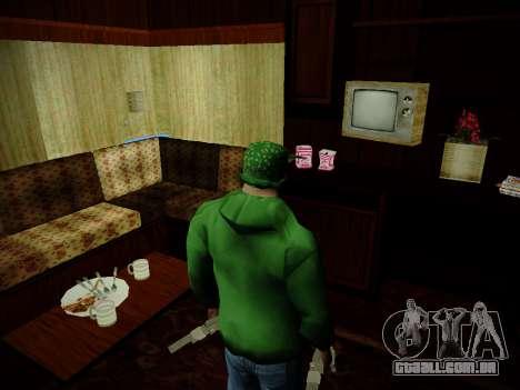Journey mod: Special Edition para GTA San Andreas quinto tela