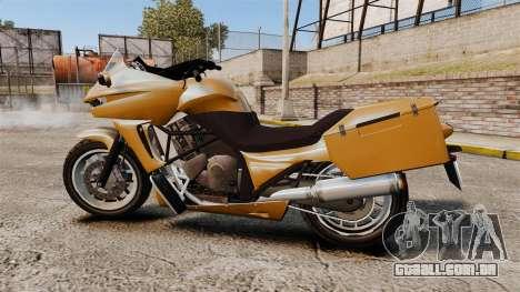 GTA V Dinka Thrust para GTA 4 esquerda vista