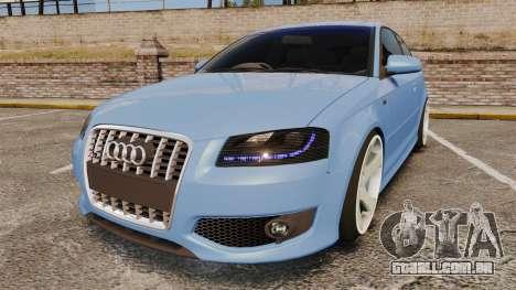 Audi S3 EmreAKIN Edition para GTA 4