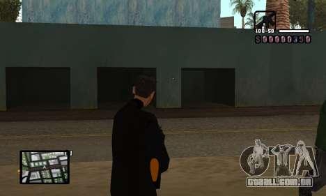 C-HUD by Miller para GTA San Andreas segunda tela