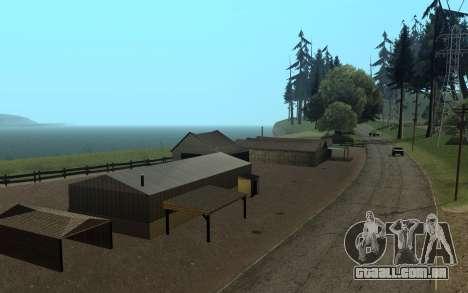 RoSA Project v1.4 Countryside SF para GTA San Andreas terceira tela