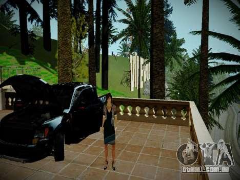 New Vinewood Realistic v2.0 para GTA San Andreas quinto tela