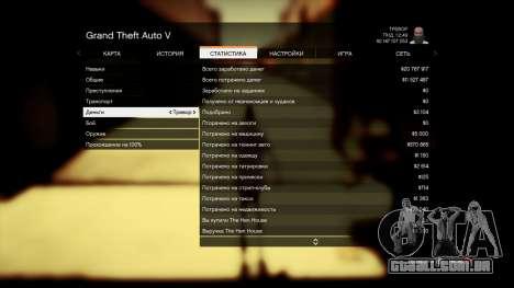 GTA 5 Salvar GTA 5 100% e 1 bilhão de Xbox 360 quinta imagem de tela
