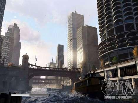 Arranque telas e menus de Watch Dogs para GTA San Andreas twelth tela