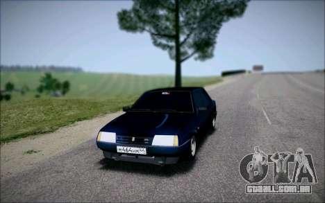 VAZ 21099 o Bandido para GTA San Andreas