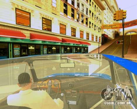VAZ 2103 Tuneable para as rodas de GTA San Andreas