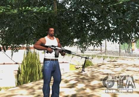 RPK-203 para GTA San Andreas