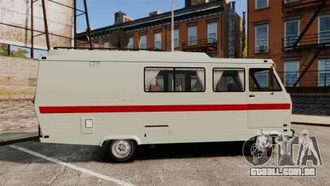 GTA V Zirconium Journey para GTA 4 esquerda vista