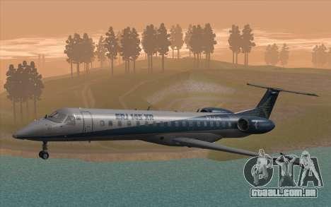 Embraer 145 Xp para GTA San Andreas