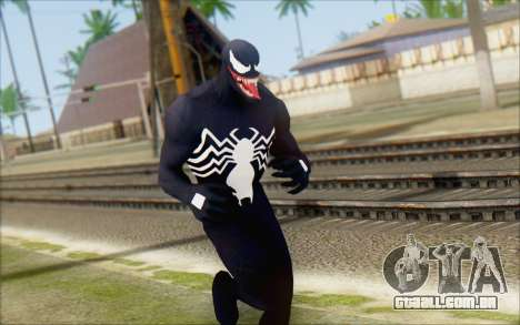 Venom из игры Heróis da Marvel para GTA San Andreas