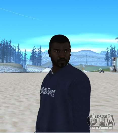 New Maddogg para GTA San Andreas terceira tela