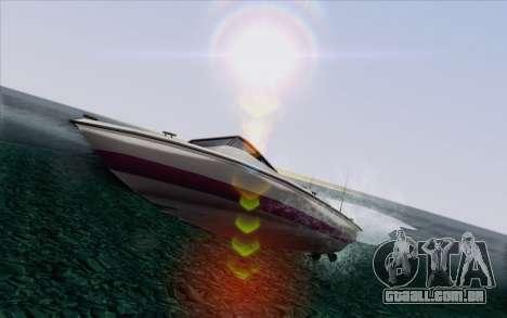 IMFX Lensflare v2 para GTA San Andreas twelth tela
