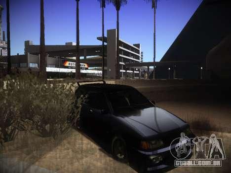 ENBseries para PC fraco v2.0 para GTA San Andreas quinto tela