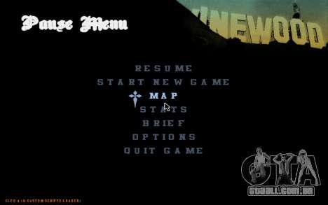 C-HUD by Pro para GTA San Andreas terceira tela