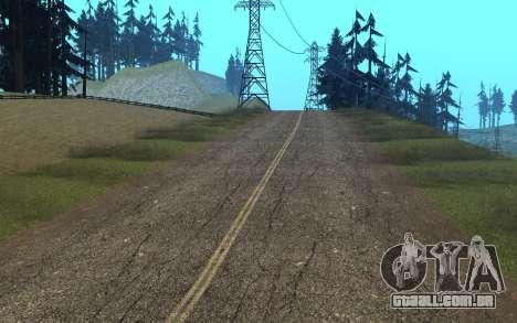 RoSA Project v1.4 Countryside SF para GTA San Andreas oitavo tela