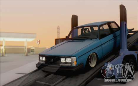 Volvo 242 Stance 1983 para GTA San Andreas