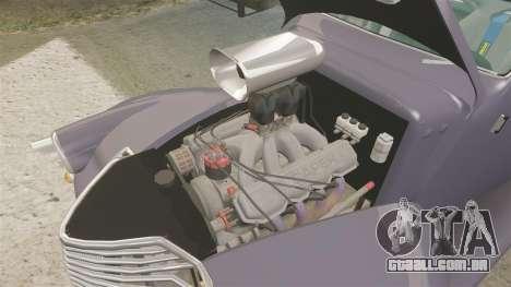 Dumont Type 47 para GTA 4 vista interior