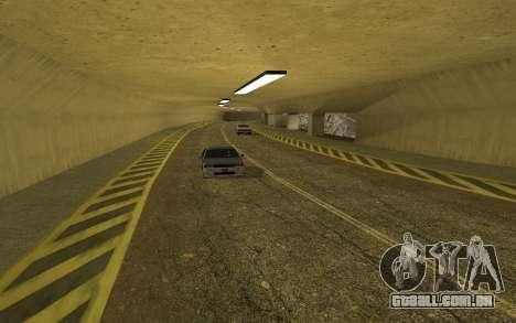 RoSA Project v1.4 Countryside SF para GTA San Andreas quinto tela