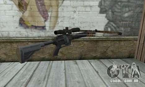 Besta do Battlefield 4 para GTA San Andreas segunda tela