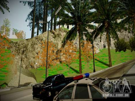 New Vinewood Realistic v2.0 para GTA San Andreas terceira tela