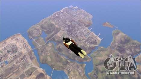 Distance View Mod para GTA San Andreas terceira tela