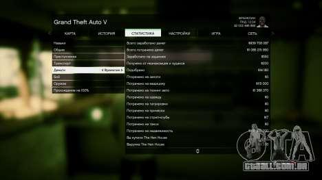 GTA 5 Salvar GTA 5 100% e 1 bilhão de Xbox 360 quarto screenshot
