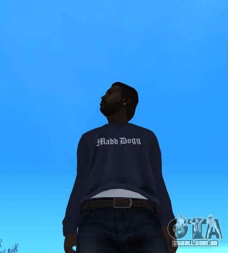 New Maddogg para GTA San Andreas quinto tela