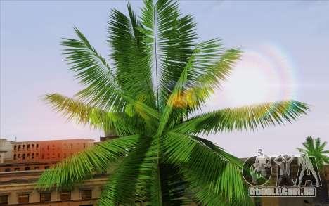 IMFX Lensflare v2 para GTA San Andreas segunda tela