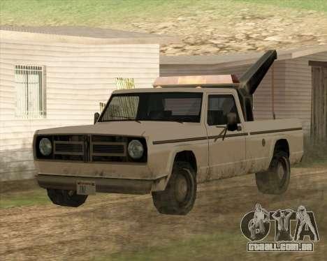 Novo Reboque (Sadler) para GTA San Andreas