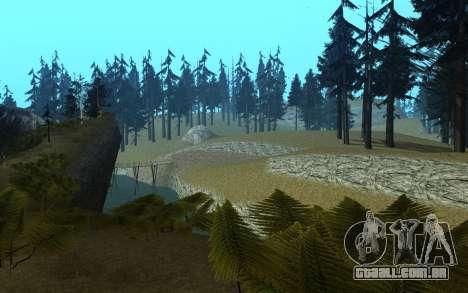 RoSA Project v1.4 Countryside SF para GTA San Andreas décima primeira imagem de tela