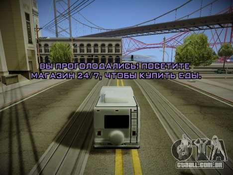 Journey mod: Special Edition para GTA San Andreas décima primeira imagem de tela