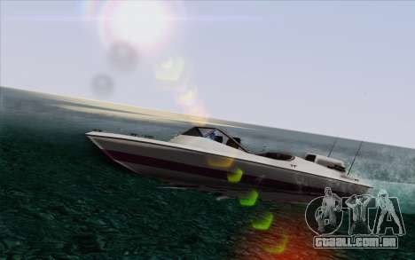 IMFX Lensflare v2 para GTA San Andreas décima primeira imagem de tela
