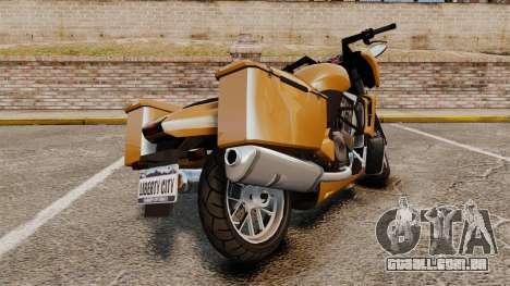GTA V Dinka Thrust para GTA 4 vista direita