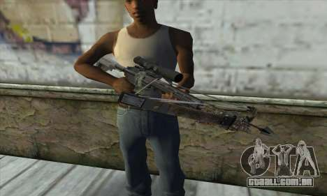 Besta do Battlefield 4 para GTA San Andreas terceira tela