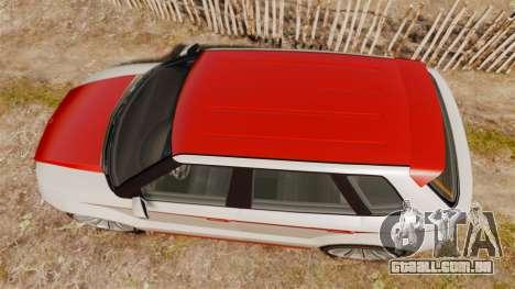 GTA V Enus Huntley S para GTA 4 vista direita