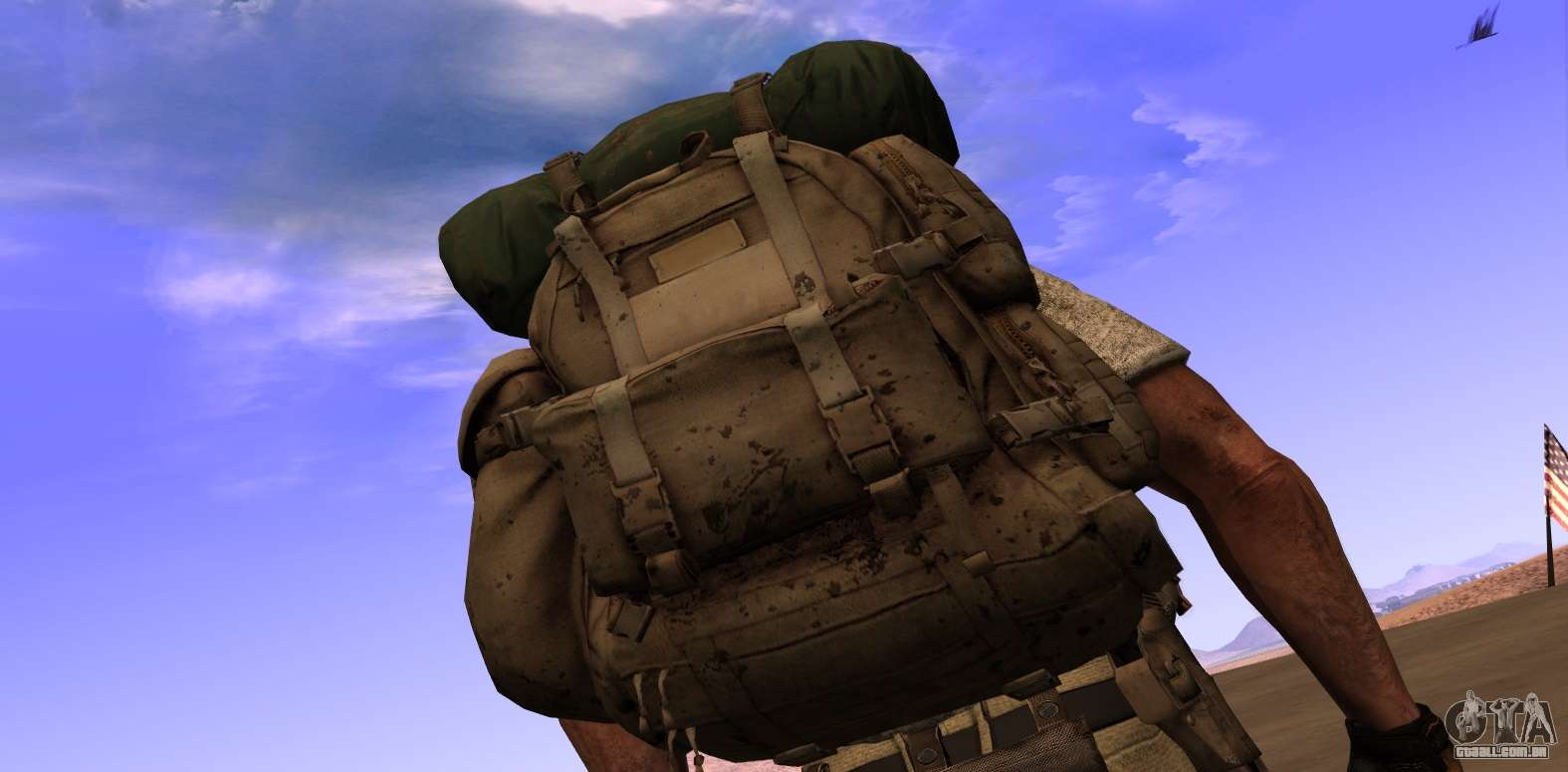 Скачать рюкзак для гта сан андреас рюкзак цена грн