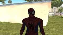 O novo homem-aranha