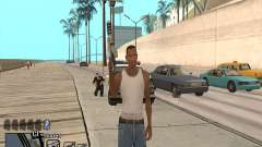 C-HUD by Stafford para GTA San Andreas