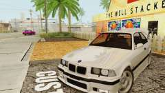 BMW E36 M3 1997 Stock para GTA San Andreas