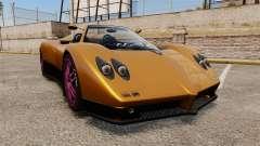 Pagani Zonda C12 S Roadster 2001 PJ2