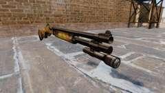 Riot espingarda Remington 870 Queda Camos