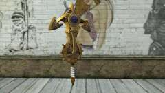 Dragon Nest Warrior Marine Sword