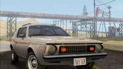 AMC Gremlin X 1973
